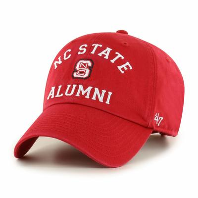 NC State 47'  Brand Alumni Clean Up Hat