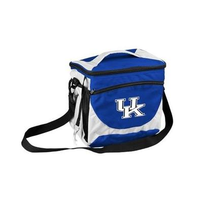 Kentucky 24 Can Cooler With Bottle Opener