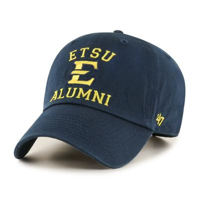 ETSU 47' Brand Alumni Clean Up Hat
