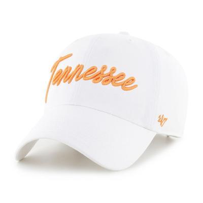 Tennessee 47' Brand Women's Lyric Script Clean Up Hat