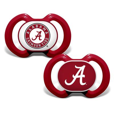 Alabama 2-PK Pacifier Set