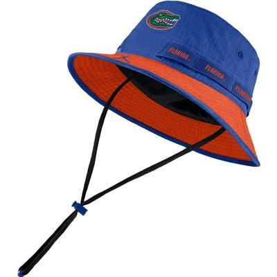 Florida Jordan Brand Sideline Dry Bucket Hat