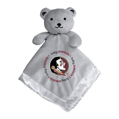 FSU Grey Security Bear