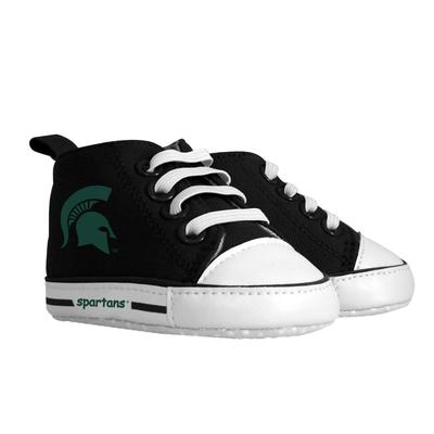 Michigan State High Top Pre-Walkers