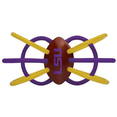 LSU Winkel Rattle/Teether