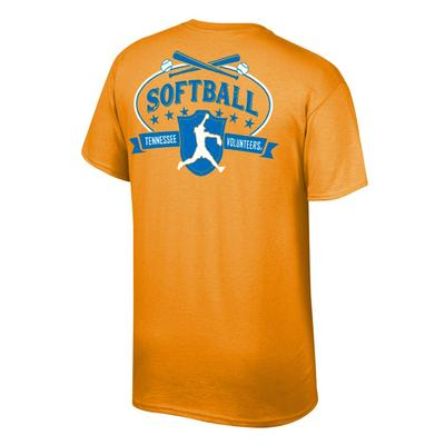 Tennessee Softball Tee
