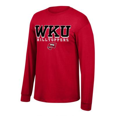 Western Kentucky Stack Basic Tee