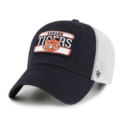 Auburn 47' Brand Patch Mesh Hat
