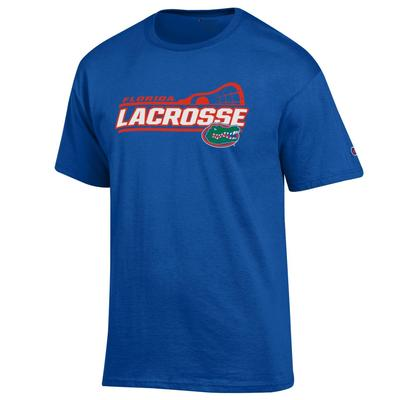 Florida Champion SS Lacrosse Tee
