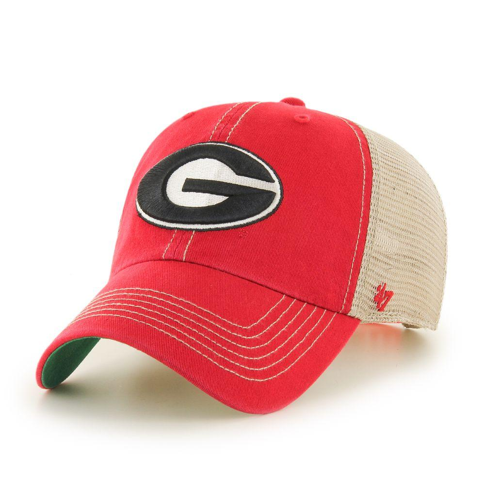 Georgia 47 ' Brand Youth Mesh Clean Up Hat