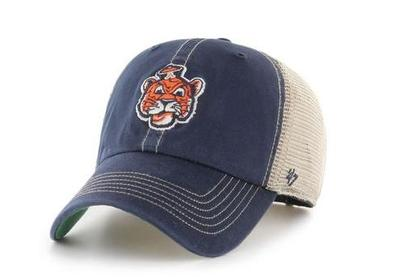 Auburn 47' Brand YOUTH Mesh Clean Up Hat