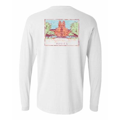 Virginia Tech Summit Women's Hand Drawn Campus Long Sleeve Tee