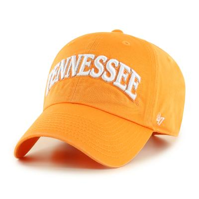 Tennessee 47' Brand Arch Script Clean Up Hat