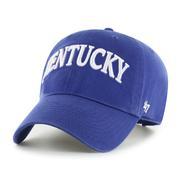 Kentucky 47 ' Brand Arch Script Clean Up Hat