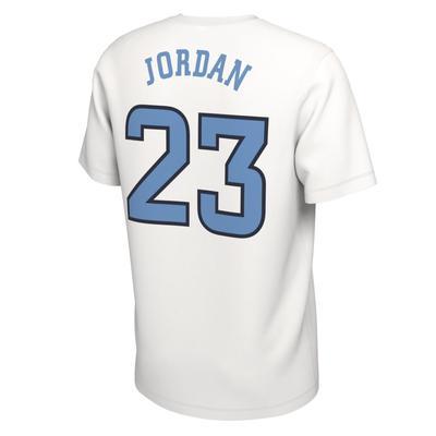 UNC Jordan Brand Men's Basketball Jordan #23 Tee