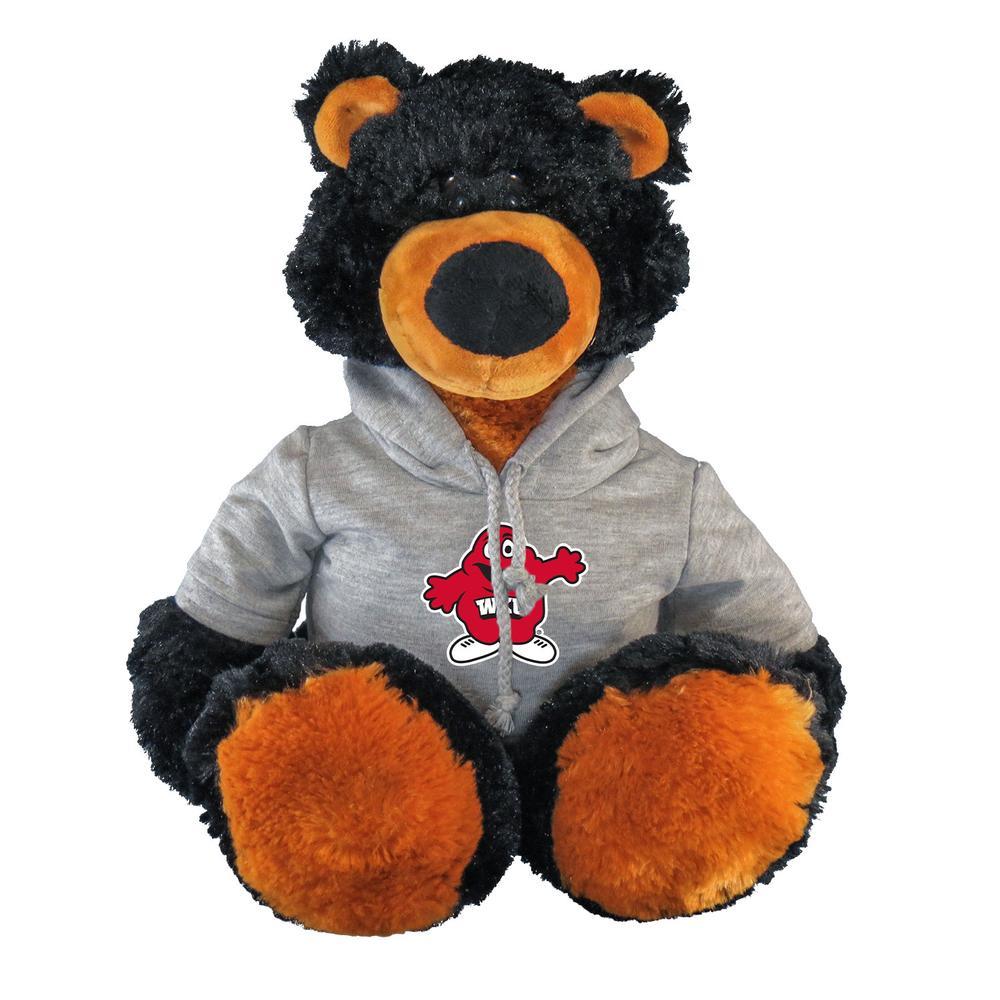 Western Kentucky Ziggy Hoodie Bear