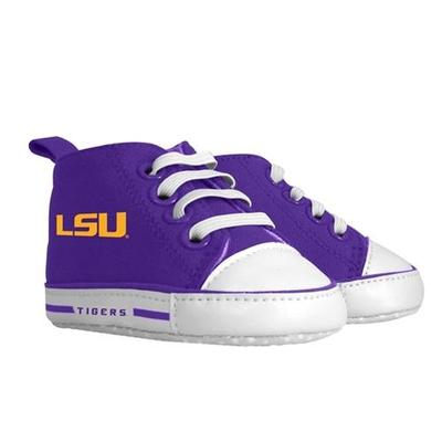 LSU High Top Pre-Walkers