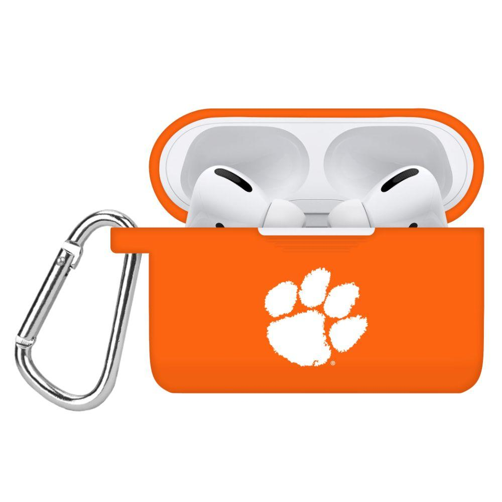 Clemson Airpod Pro Battery Case Cover