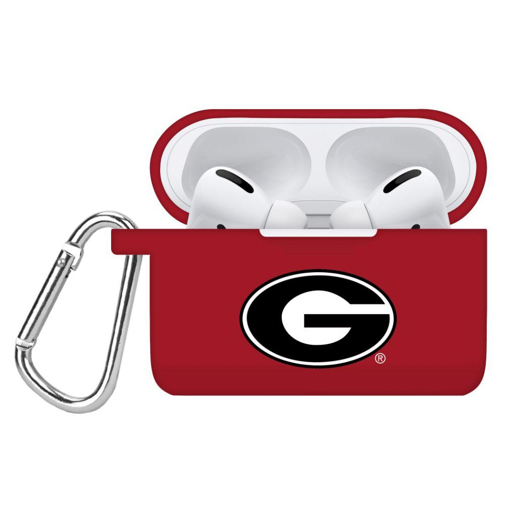 Georgia Airpod Pro Battery Red Case Cover