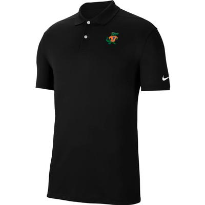 Florida Nike Golf Retro Albert Dry Victory Solid Polo
