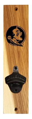 Florida State Timeless Etchings Bottle Opener
