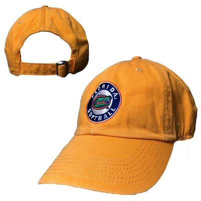 Florida Top Of The World Softball Hat