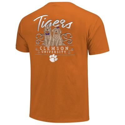 Clemson Women's Double Trouble Short Sleeve Tee