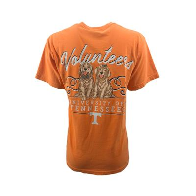 Tennessee Women's Double Trouble Short Sleeve Tee