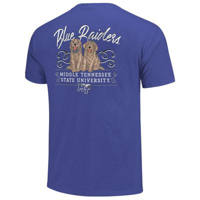 MTSU Women's Double Trouble Short Sleeve Tee