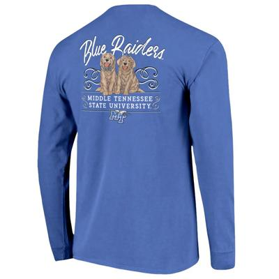 MTSU Women's Double Trouble Long Sleeve Tee