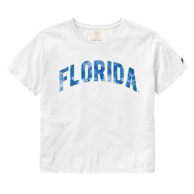 Florida League Clothesline Crop Top