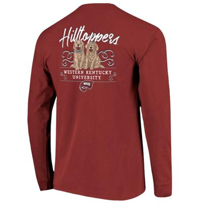 Western Kentucky Women's Double Trouble Long Sleeve Tee