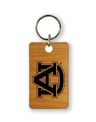 Auburn Timeless Etchings Key Chain