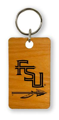 Florida State Timeless Etchings Key Chain