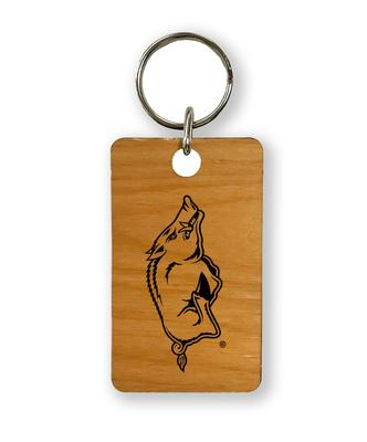 Arkansas Timeless Etchings Key Chain