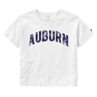 Auburn League Clothesline Crop Top