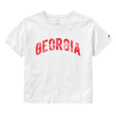 Georgia League Clothesline Crop Top