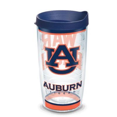 Auburn Tervis 16oz Traditions Wrap Tumbler
