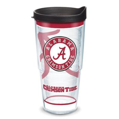 Alabama Tervis 24oz Traditions Wrap Tumbler