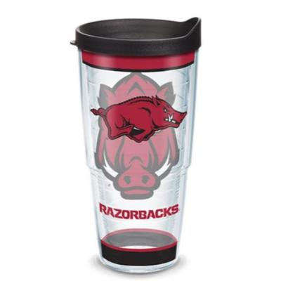 Arkansas Tervis 24oz Traditions Wrap Tumbler
