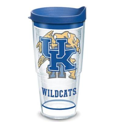 Kentucky Tervis 24oz Traditions Wrap Tumbler