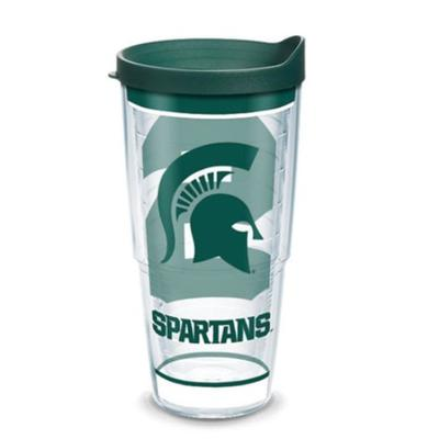 Michigan State Tervis 24oz Traditions Wrap Tumbler