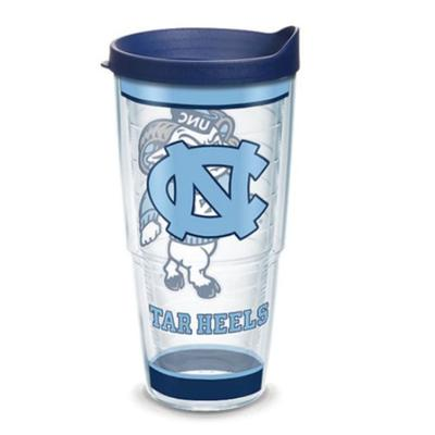 UNC Tervis 24oz Traditions Wrap Tumbler