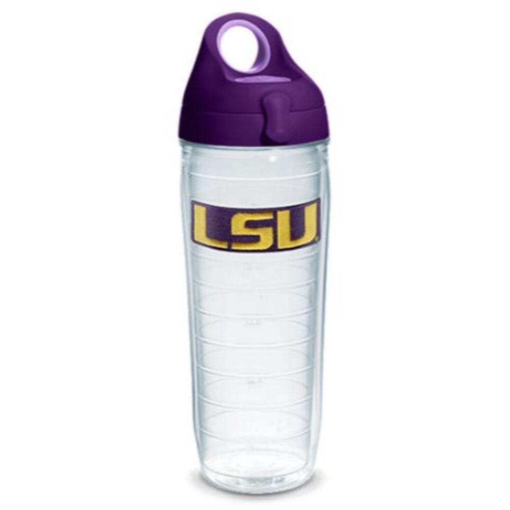 Lsu Tervis 24oz Logo Water Bottle