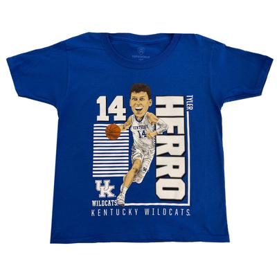 Kentucky Herro YOUTH Character Tee