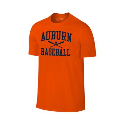 Auburn Basic Baseball Tee Shirt