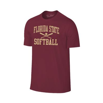 Florida State Basic Softball Tee Shirt