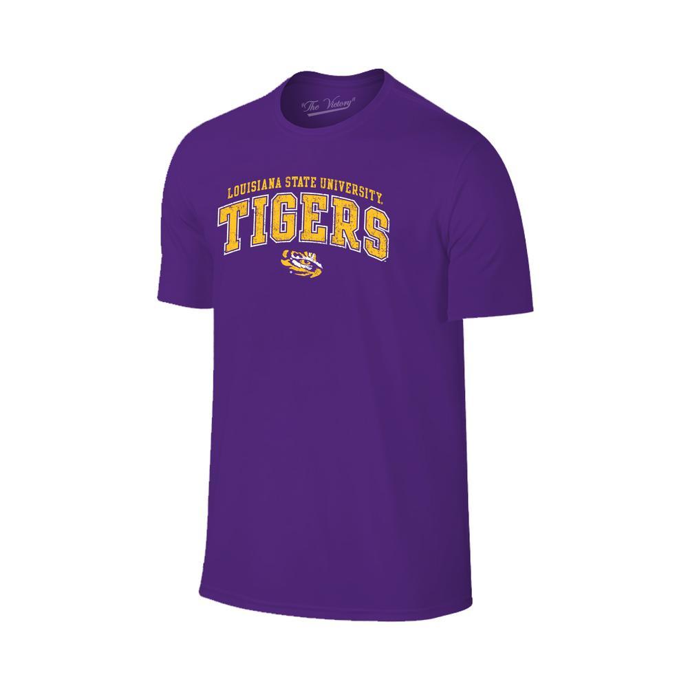 Lsu Tiger Arch Tee Shirt