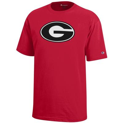 Georgia Champion Giant G YOUTH Tee Shirt