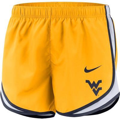 West Virginia Nike Women's Tempo Shorts